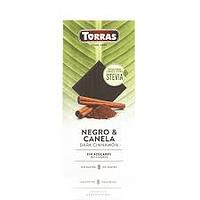 Chocolate Negro Canela Sin Azúcar