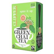 Té Verde  Chai orgánico Clipper