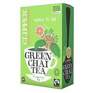Green Chai tea  orgánico Clipper