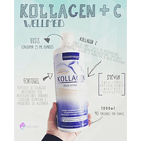 Kollagen con  Vitamina C