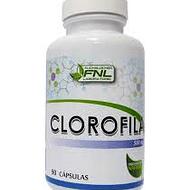 Clorofila Cápsulas