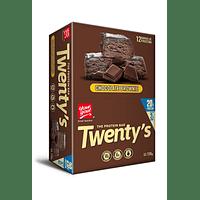 Barrita Proteica Twentys Brownie de Chocolate