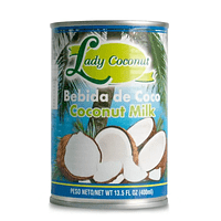 Leche Lady Coconut 400 ml