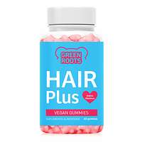 Hair Plus Gummies