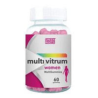 Multivitrum Women  Gummies (Multivitamínico)