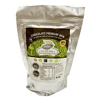 Moneditas cacao Soul sin azúcar 85% cacao