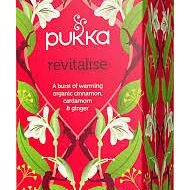 Revitalise Infusión Pukka