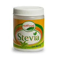 Stevia Pura 80 g. Natfood