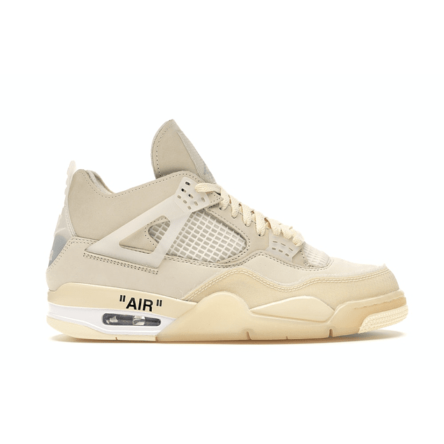 Jordan Retro 4 x OFF-White
