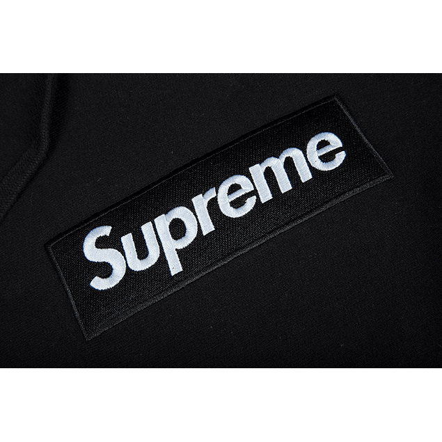 Poleron Supreme Negro BOX Negro