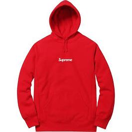 Poleron Supreme Rojo BOX Rojo