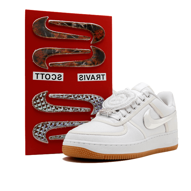 Nike AF1 x Travis Scott