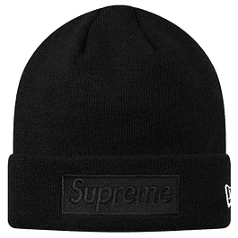Gorro Supreme Negro BOX Full Negro