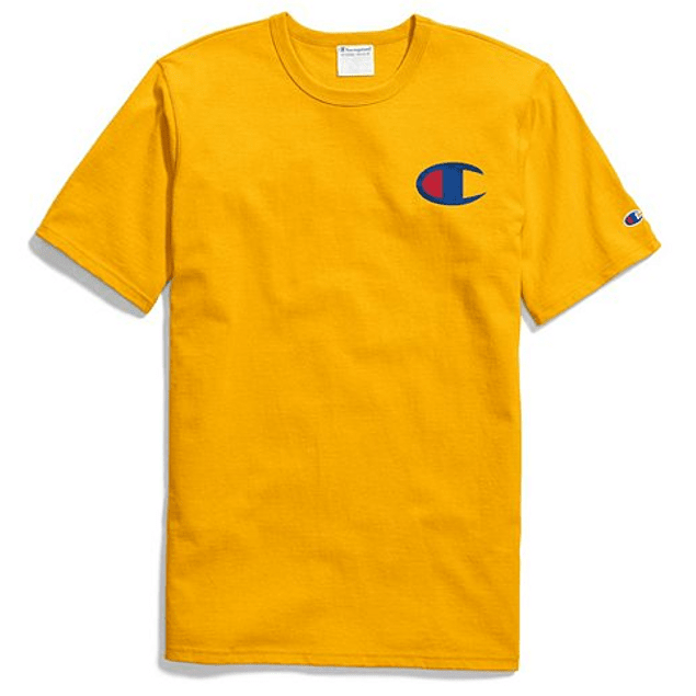 Polera CHAMPION Amarilla
