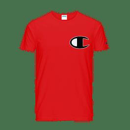 Polera CHAMPION Roja