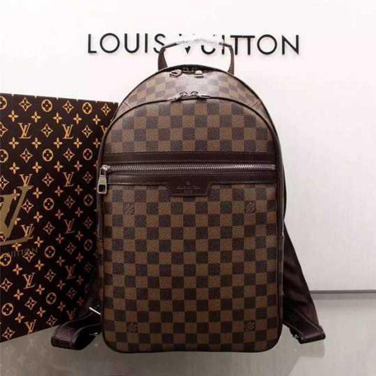 ccb76f4d1 Mochila Louis Vuitton