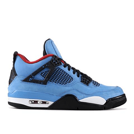 Jordan Retro 4 x Travis Scoot