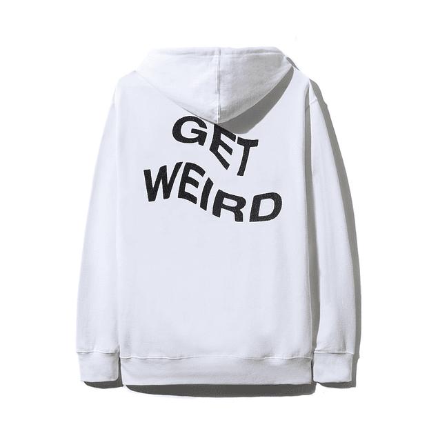 Poleron ''Get Weird'' ASSC Blanco