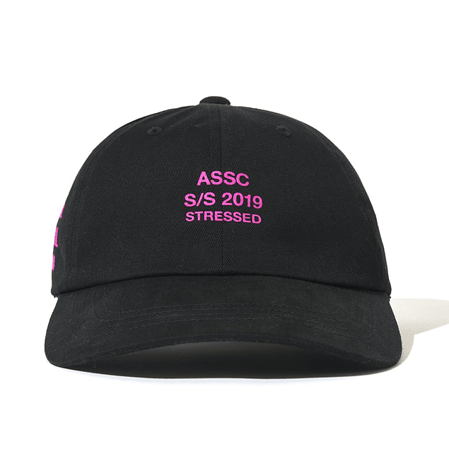 Gorro ASSC S/S Negro