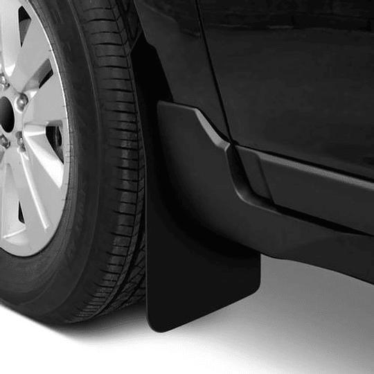 Pack 4 Guardafango Hyundai Para Auto Universal Exterior