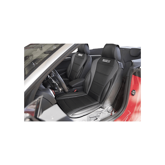 Cubre Asiento Individual Backrest Urban Universal Sparco