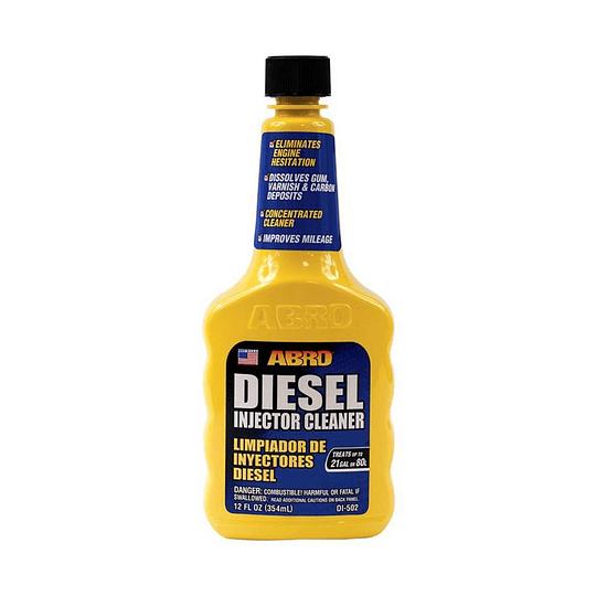 Limpiador para Inyector Diesel 354 ml. ABRO