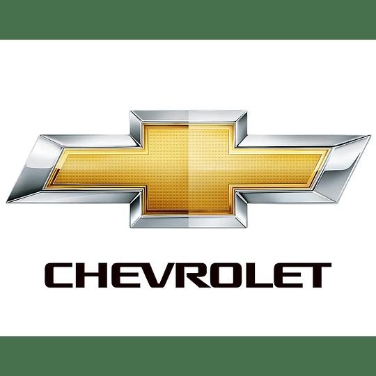 Barra Antivuelco Acero Inoxidable Chevrolet Colorado