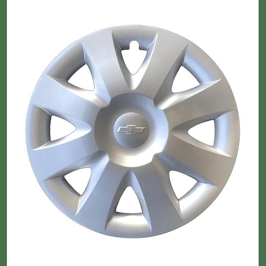 Tapa Rueda Chevrolet Sail Classic Aro 14