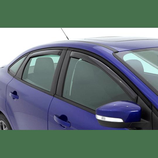 Aletas Bota Agua Nissan Versa 2012-2019