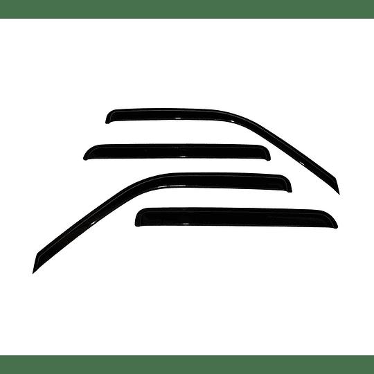 Aletas Bota Agua Chevrolet Luv 1989-1997