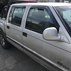 Aletas Bota Agua Chevrolet S10