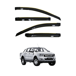 Aletas Bota Aguas Ford Ranger 2013-2019