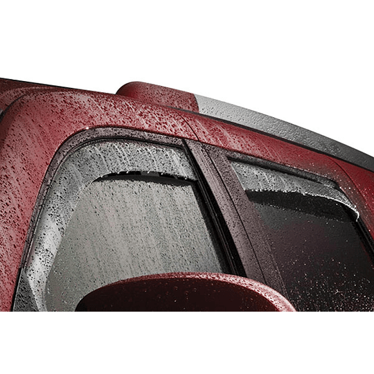 Aletas Bota Agua Mazda BT50 2006-2011