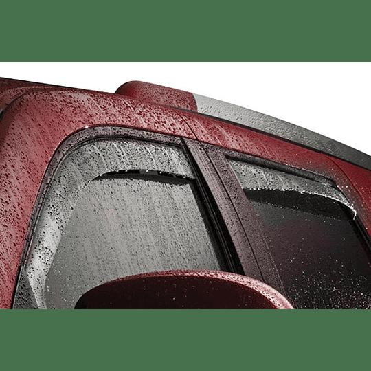 Aletas Bota Agua Nissan Tiida Sedan