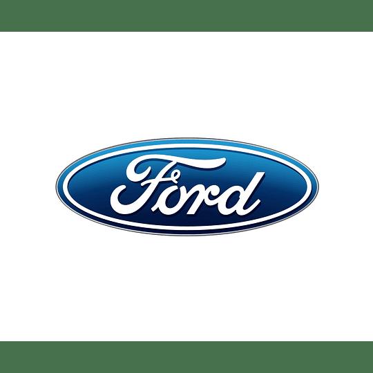 Pisos De Goma 3 Piezas Marca Ford Para Vehículos