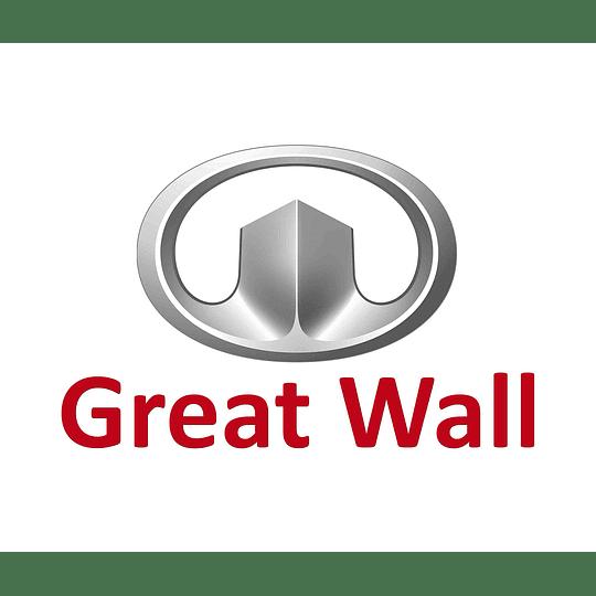 Pisos De Goma 3 Piezas Marca Great Wall Para Vehículos