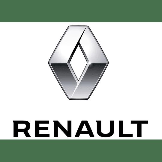 Pisos De Goma 3 Piezas Marca Renault Para Vehículos