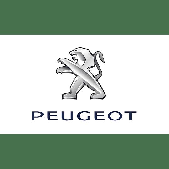 Pisos De Goma 3 Piezas Marca Peugeot Para Vehículos