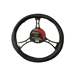 Cubre Volante Universal Para Auto Negro