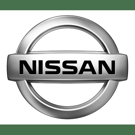 Barra Antivuelco Acero Inoxidable Nissan Np300
