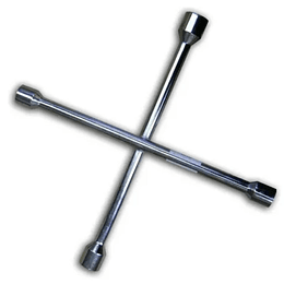 Llave de Cruz para Rueda de Auto 17-19 21-23mm
