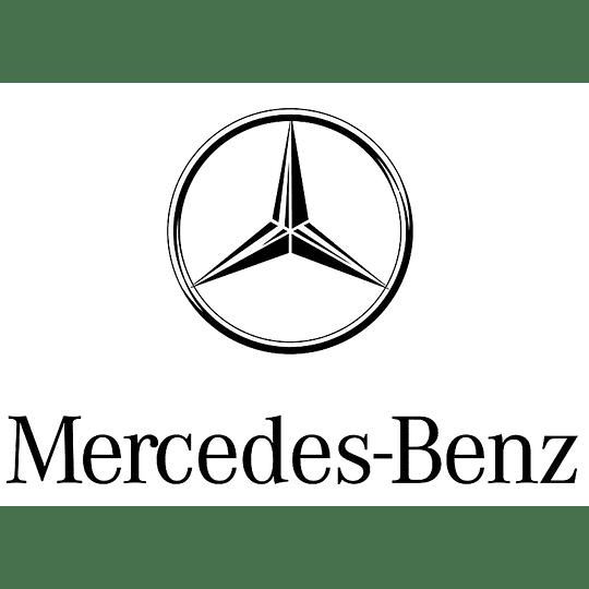 Barra Antivuelco Acero Inoxidable Mercedes Benz Clase X