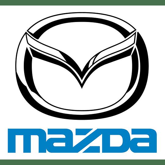 Barra Antivuelco Acero Inoxidable Mazda BT50 2006-2014