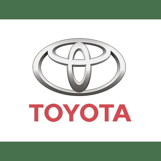 Barra Antivuelco Acero Inoxidable Toyota Hilux 2006-2020