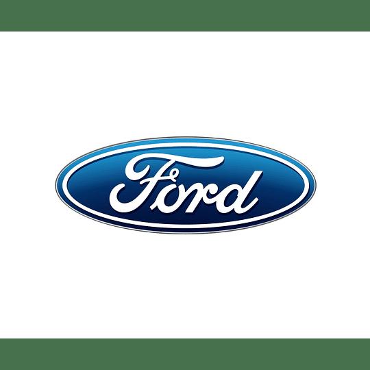 Barra Antivuelco Acero Inoxidable Ford F150