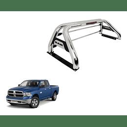 Barra Antivuelco Acero Inoxidable Dodge Ram