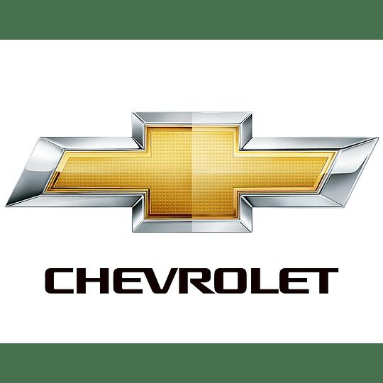 Barra Antivuelco Acero Inoxidable Chevrolet Silverado