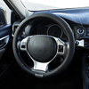 Cubre Volante Universal Para Auto Negro Sparco