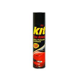 Cera de Auto en Spray 360 ml. Kit
