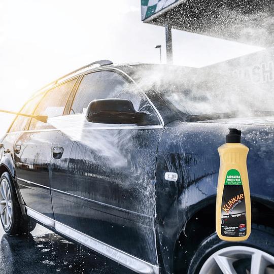 Shampoo con Cera de Canauba 500 ml. Klinkar